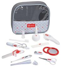 Baby Care Kit Newborn Infant Boy Nursery Red Cross Healthcare and Grooming Set