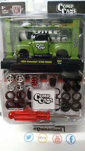 M2 Machines Model Kit Comp Cams 1954 Chevrolet 3100 Truck (NG135)