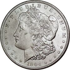 1904 Morgan Silver Dollar Mint State Condition