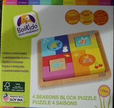 BoiKido 4 Jahreszeiten-Puzzle