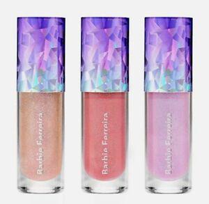 Becca Prismatica x Barbie Ferreira.Lip Gloss Kit Size 0.08 Fl Oz Each New in Box