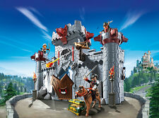 Playmobil 6697 Super 4 Take Along Black Baron's Castle