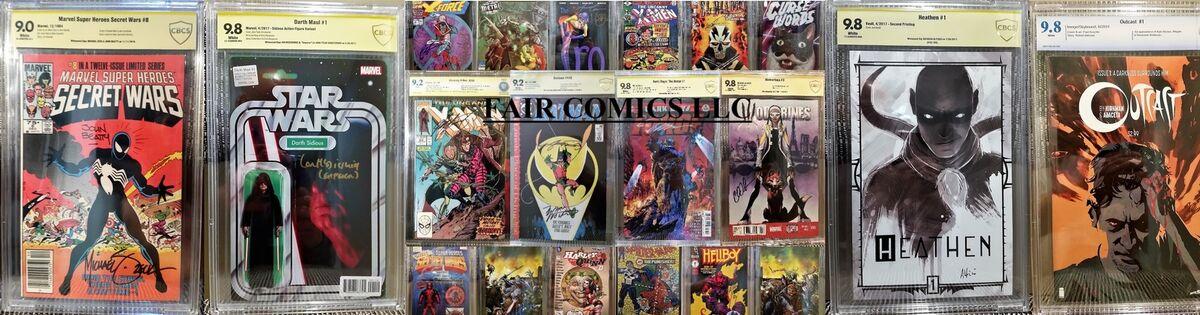 Fair Comics LLC
