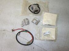 Bridgestone NOS Left Control Switch and Parts