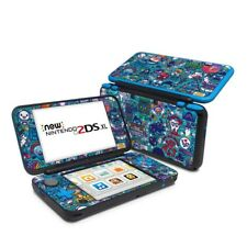 Nintendo 2DS XL Skin - Cosmic Ray by JThree Concepts - Decal Sticker