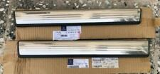 Scuff Plate Door Mouldings for Mercedes (R231) SL  (SLIGHTLY USED)