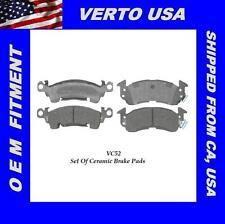 Disc Brake Pad- Ceramic Front- Verto USA VC52