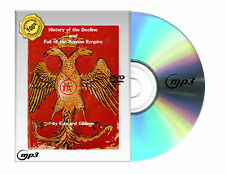 The decline and fall of the Roman Empire by Gibbon, Edward,AudioBook MP3 DVDROM