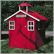 Little Red Schoolhouse Woodworking Plans by UBild