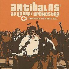 NEW Liberation Afro Beat 1 (Audio CD)