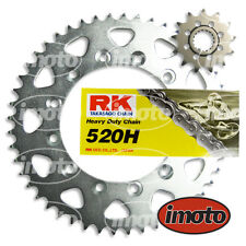 Kawasaki Kdx200 KDX Heavy Duty RK Chain and JT Sprocket Kit 13/48