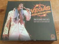 Elvis Presley 2 cd - A Vegas Fling With The King - digipak!