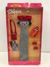 "Skipper Mattel Fashion Avenue ""Chillin At the Mall"" Styles Dress New #25753"