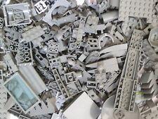Lego 100 x Kleinteile Sonderteile neu dunkelgrau grau Grau Konvolut