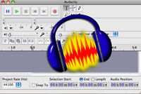 "*Audacity*  ""Audio-Editing-software"" for Windows & MAC + User Guide"