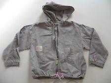 veste légère  LA COMPAGNIE des PETITS  5 ans blouson lin et coton capuche Fille