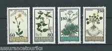LIECHTENSTEIN - 1995 YT 1057 à 1060 - TIMBRES NEUFS** LUXE