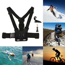 Pro Body Harness Chest Belt Strap Mount For Camera Go Pro Gopro Hero 2 3 3+ 4