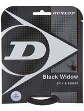 Dunlop Black Widow 16 Tennis String Set