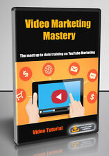 Video Marketing Mastery - The most up to date training on YouTube Video Tutorial