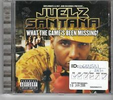 (GM36) Juelz Santana, What The Game's Been Missing! - 2005 CD