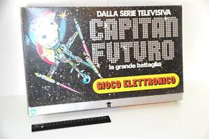 Captain Future/ elektronisches Brettspiel - Die große Schlacht OVP/ Italien 1980