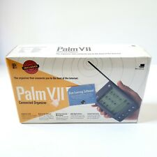 Palm Vll Connected Organizer 3Com Portable Handheld Computer Brand New Sealed