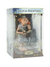 Harry Potter Collector Magical Creatures #2 Dobby The House Elf in Acrylic Case