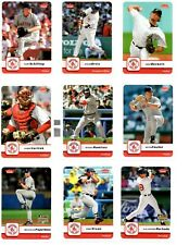 2006 Fleer Baseball Team Set Boston Red Sox  nm  16 cards