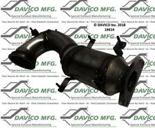 Catalytic Converter-Exact-fit Front Davico Exc CA fits 13-14 Dodge Dart 1.4L-L4