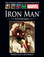 Iron Man - Extremis - Marvel Graphic Novel Collection Vol 43 Issue 3 - Sealed