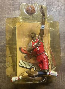 Shareef Abdur-Rahim, 2003 McFarlane Sportspicks Figurine. Loose. Atlanta Hawks