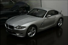 1:18 KYOSHO BMW Z4 M Die Cast Model Silver