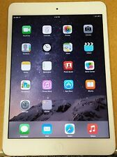 Apple iPad mini 1st Gen 16GB, Wi-Fi + 4G (Unlocked), 7.9in - White (A1454)