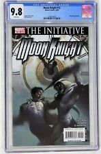 Moon Knight (2006-2009 3rd Series) #12 CGC 9.8 WHITE Pages