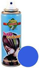 leuchtcolor BLU Spray per capelli NUOVO - Styling trucco carnevale