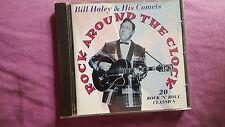 BILL HALEY & HIS COMETS - ROCK AROUND THE CLOCK. CD 20 TRACKS