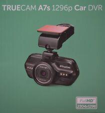 """Truecam Dashcam Full HD 1296p 30 fps 130° 2,7"""" LCD Loop Funktion G-Sensor Nacht"""