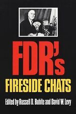 FDR's Fireside Chats, Levy, David W., Buhite, Russell D., Acceptable Book
