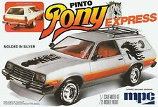 MPC 1:25 1979 Ford Pinto Pony Express Wagon Model Kit MPC845