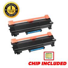 2PK TN760 TN730 Toner Cartridge for Brother MFC-L2710DW MFC-L2750DW DCP-L2550DW