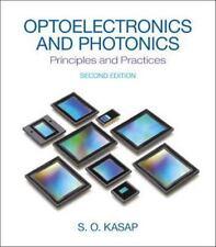 Optoelectronics & Photonics by Safa O. Kasap Hardcover Book (English)