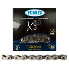 Bicycle Chain KMC X9.93 9s NP/DK-SL 116L