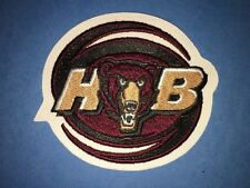 Rare Vintage Hershey Bears AHL Hockey Jersey Shoulder Patch Crest C