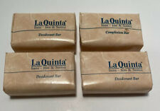 Vtg Travel Size Dial Pure and Natural Deodorant Complexion Soap Bar Lot Of 4 Nos