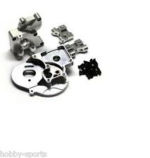 Integy Silver Gear Box For Traxxas Stampede Rustler Bandit Slash INTT7983S