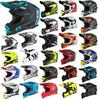 ONeal Motocross Helm MX Motorrad Enduro Bike Offroad Cross Series Adventure