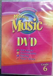 Making Music DVD Grade 6
