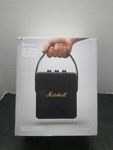 Marshall Stockwell II Portable Speaker System - Black*