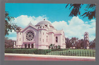 Vintage 1950's-60's Dexter POSTCARD~ROMAN CATHOLIC CATHEDRAL~KINGSTON JAMAICA